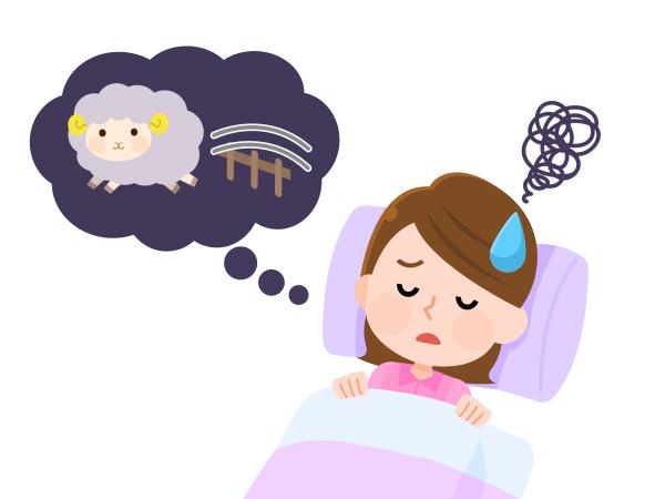 不眠症イメージ